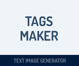 Make Tags On Images